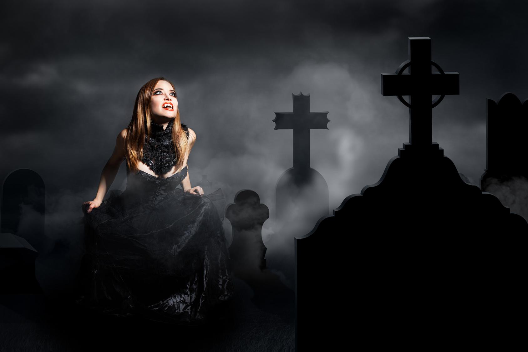 Mörderisches Dinner der Vampire